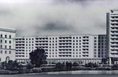Жилой дом на Самарской площади